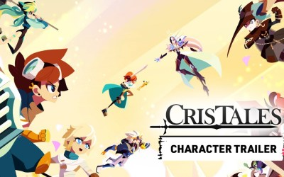 Cris Tales Showcases its Character Trailer