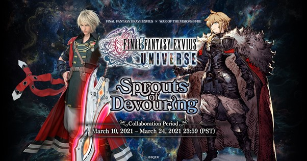 Final Fantasy Exvius Universe Kicks Off a Big Game Event Collaboration