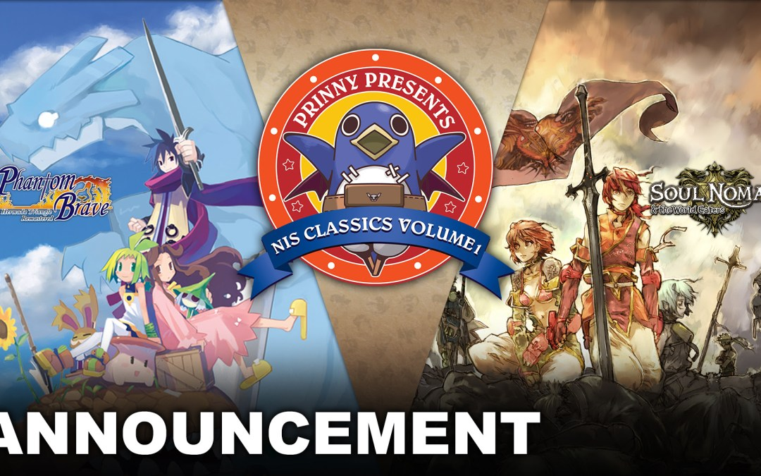 NIS America Brings 3 Exciting Announcements from New Game+ Expo