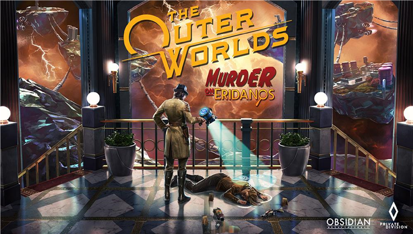 The Outer Worlds: Murder on Eridanos Expansion Now Available
