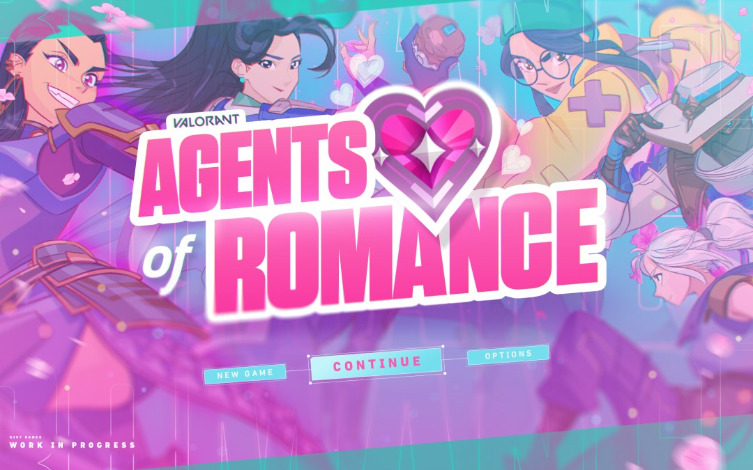 Riot Games Announces the Valorant Dating Sim