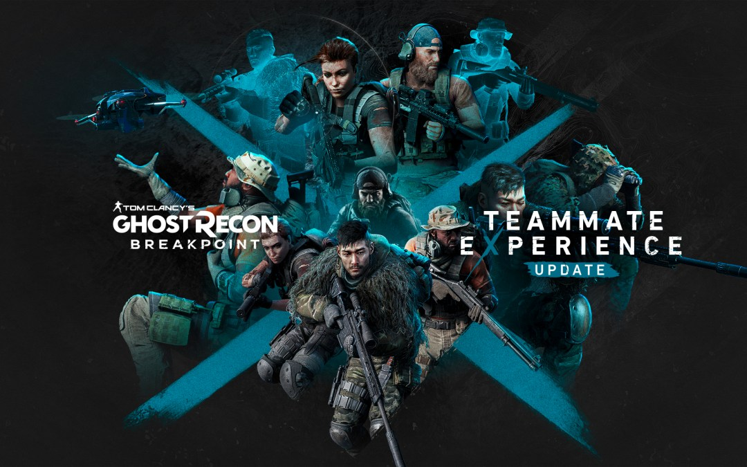 Tom Clancy's Ghost Recon Breakpoint Introduces AI Teammate Experience Update Coming May 25