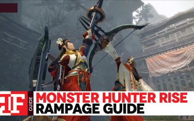 Monster Hunter Rise Rampage Guide