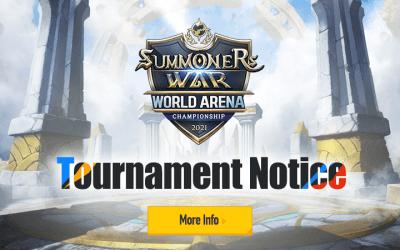 Summoners War Global Esports Tournament 2021 Starts Recruiting Players