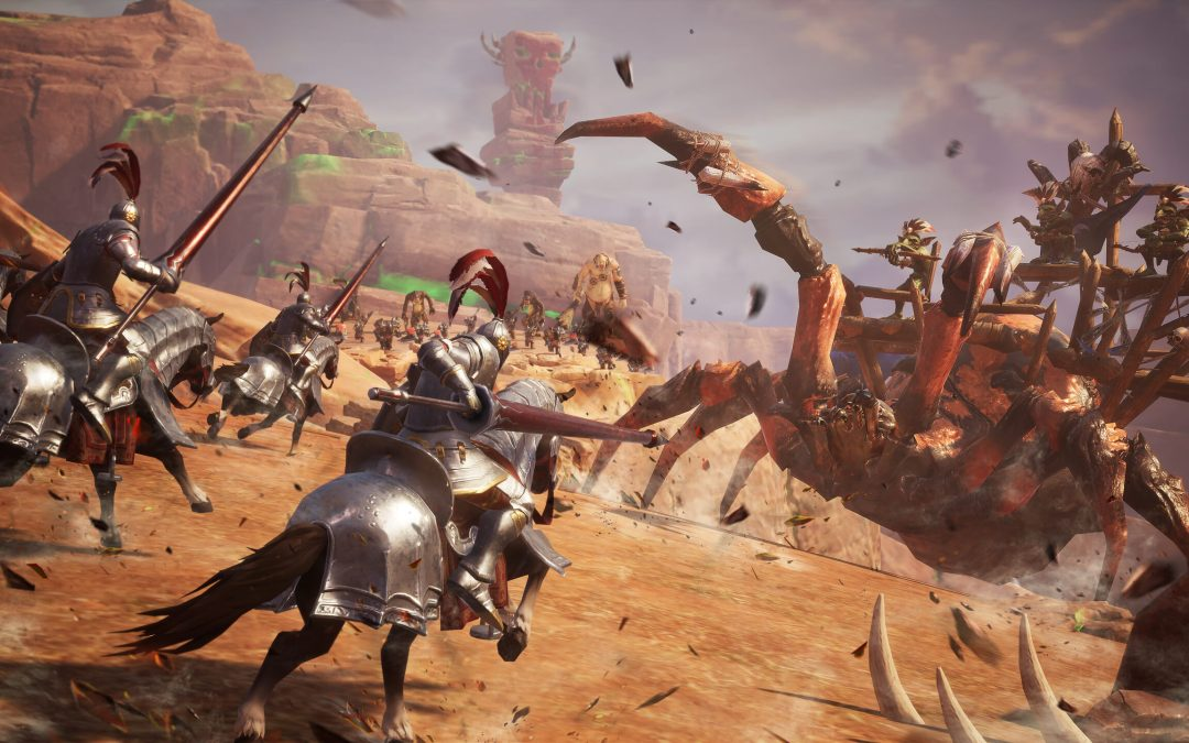 NetEase Games Unleashes Four Huge Titles for E3