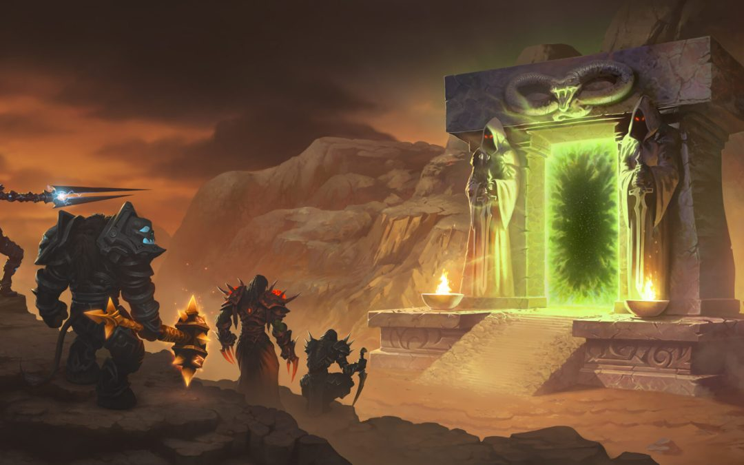 World of Warcraft: Burning Crusade Classic is Now Live