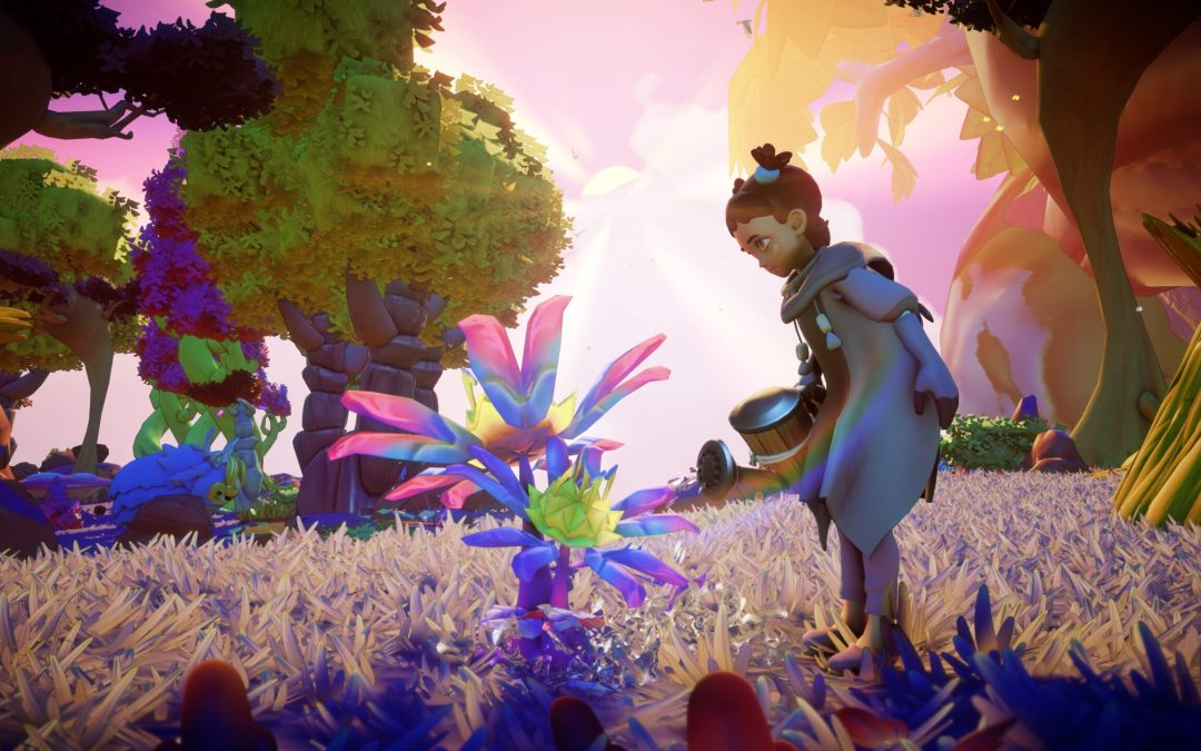 Grow With 505 Games and Prideful Sloth in a Breathtaking World Crafting Sandbox Sprouting 2021