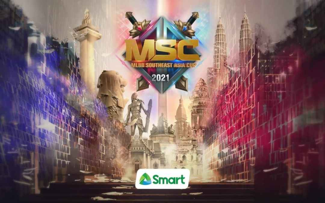 Smart boosts support for esports as the official partner of MSC 2021