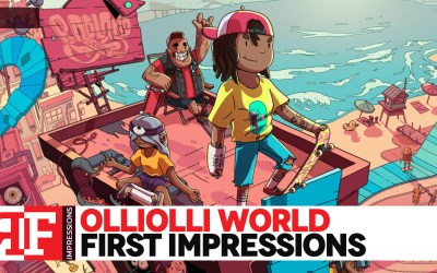 OlliOlli World Preview: Grind for Fun