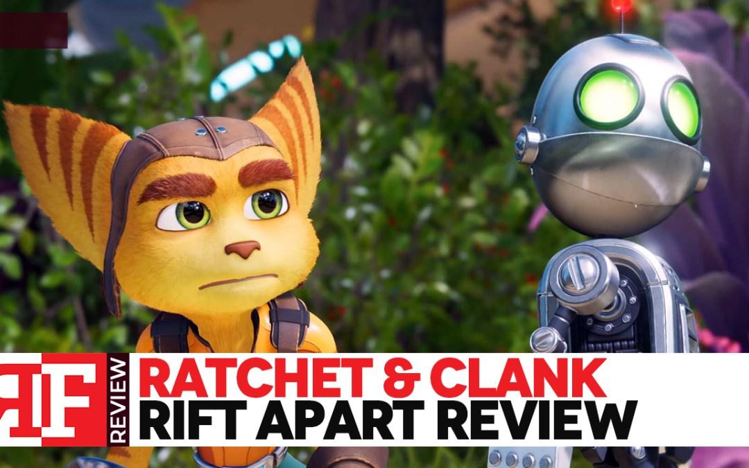 Ratchet & Clank Rift Apart Review