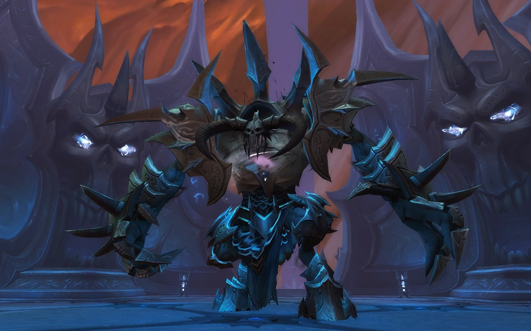 World of Warcraft Shadowland's Chains of Domination Update Releases June 29