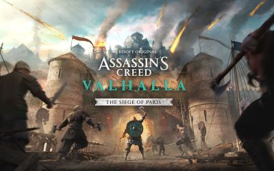 Assassin's Creed Valhalla's Next Major Expansion Releases On August