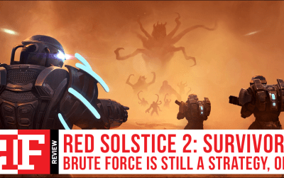 Red Solstice 2 Survivors Review: Brute Force is Still a Strategy, OK?
