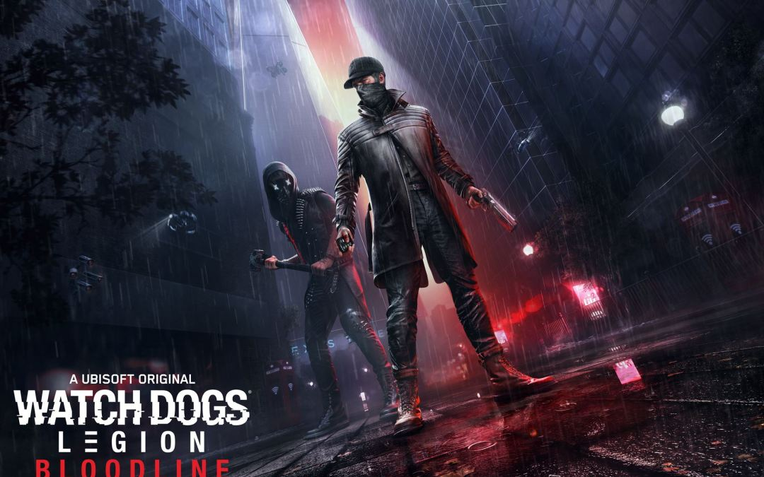 Watch Dogs: Legion Bloodline DLC Now Available