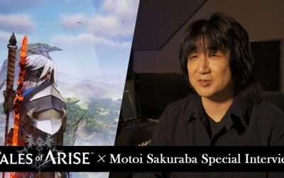 Tales of ARISE New Game Features revealed, along with new Special Interview