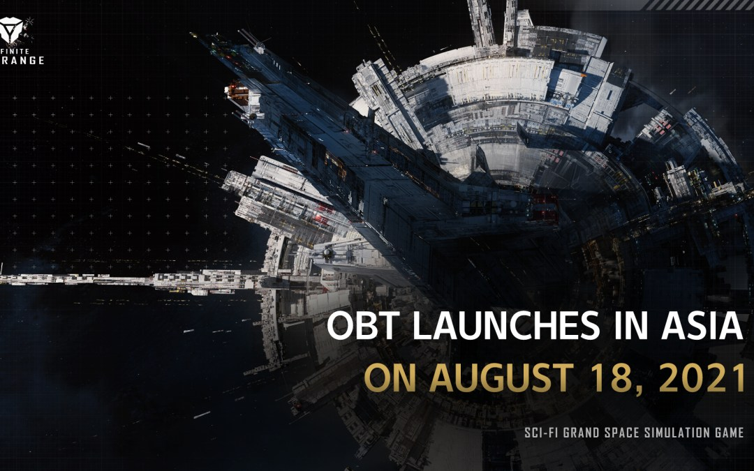 INFINITE LAGRANGE will Officially Launch in Asia Later This August