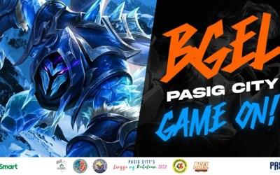 Young Gamers lead Smart Barangay Grassroots Esports League