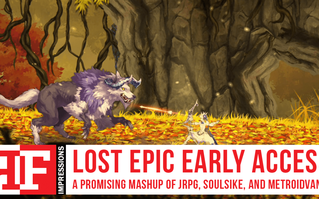Lost Epic Early Access: A Promising Mashup of Genres