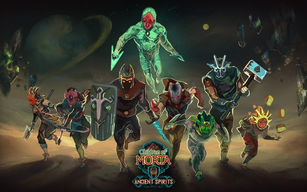 Children of Morta's Ancient Spirits DLC adds all-new character with dual combat styles