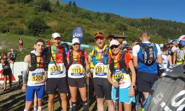 Championnat de France de Trail 2019 à Méribel