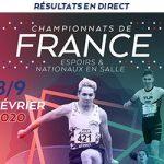 8-9 février 2020 – Championnats de France Nationale et Espoirs