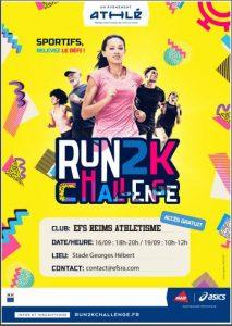 RUN 2K CHALLENGE by EFSRA