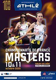 10 octobre 2020 – Championnats de France masters