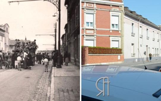 Le 30 août 1944 Reims est libérée