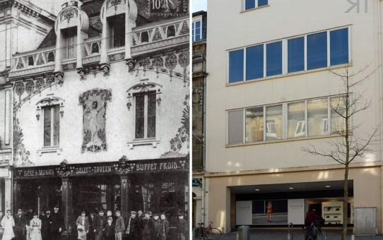 """La """"Select-Tavern"""" rue de l'Etape"""