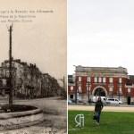La fontaine bartholdi place de la République