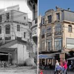 La Reconstruction entre la rue Théodore Dubois et la rue Marx Dormoy