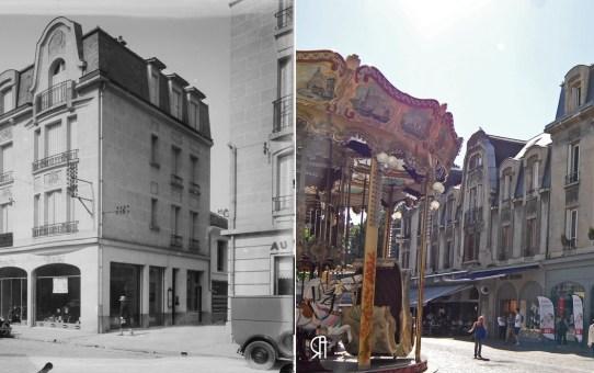 La Reconstruction, rue Condorcet