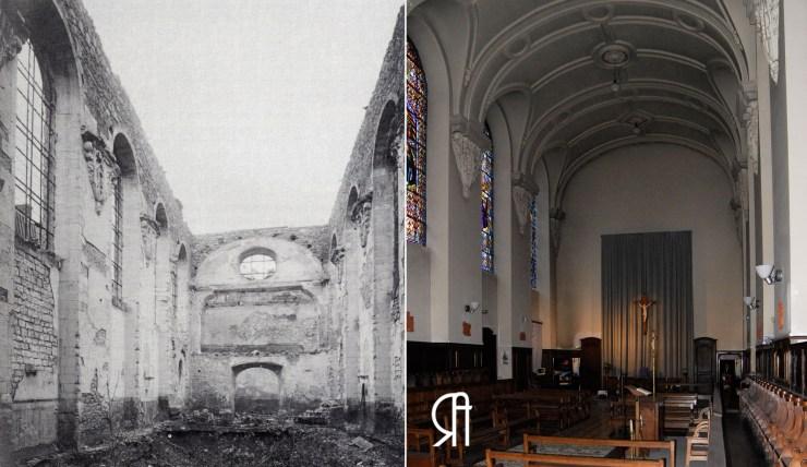 Chapelle de l'école Notre-Dame