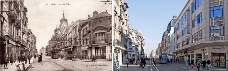Rue de Vesle