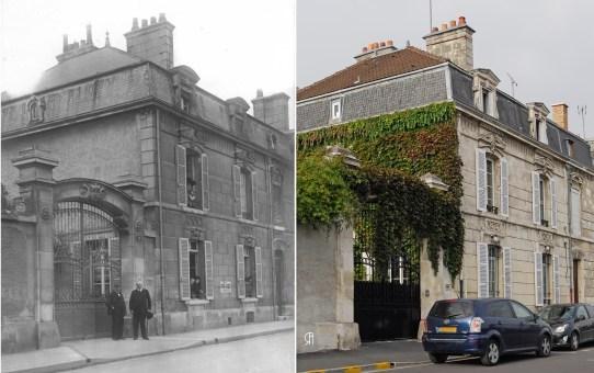 La belle maison de la rue Lesage