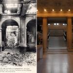 L'Hôtel de Ville, le grand escalier