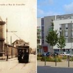 L'école maternelle de la rue de Courcelles
