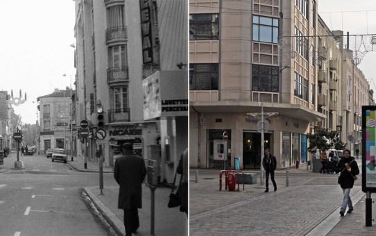 Rue Théodore Dubois, vers la rue des Capucins