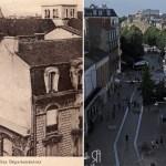 La rue Théodore Dubois vers la Place d'Erlon