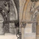 La «Porta Pretiosa» – Portail Roman