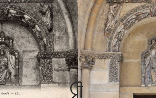 """La """"Porta Pretiosa"""" - Portail Roman"""