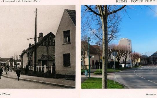 Avenue de l'Yser, Chemin vert