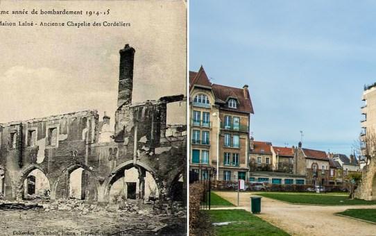 L'ancien couvent des Cordeliers