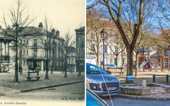 La Place Amélie-Doublié