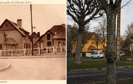 Avenue de la Somme, Chemin Vert