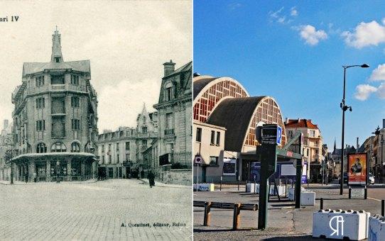 La rue de Mars et la rue Henri IV à trois époques