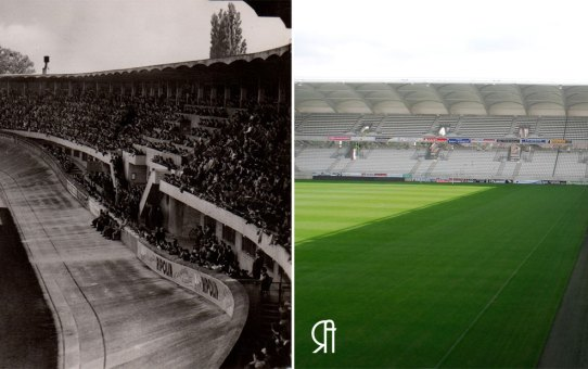 Le stade Auguste Delaune