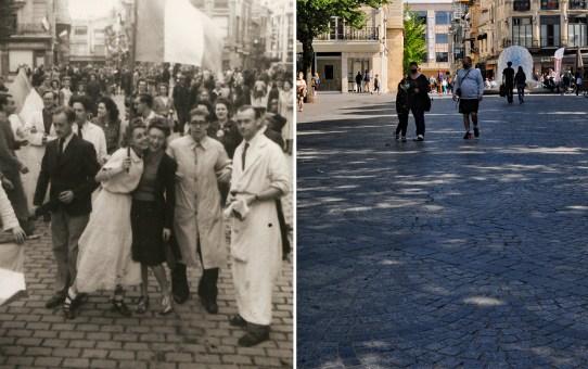 30 août 1944, place d'Erlon