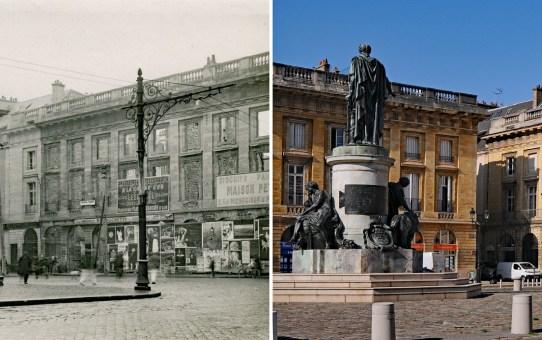 Place Royale après la Grande Guerre
