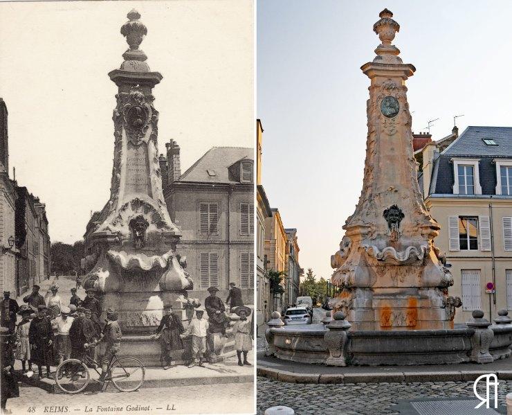 Fontaine Godinot Reims